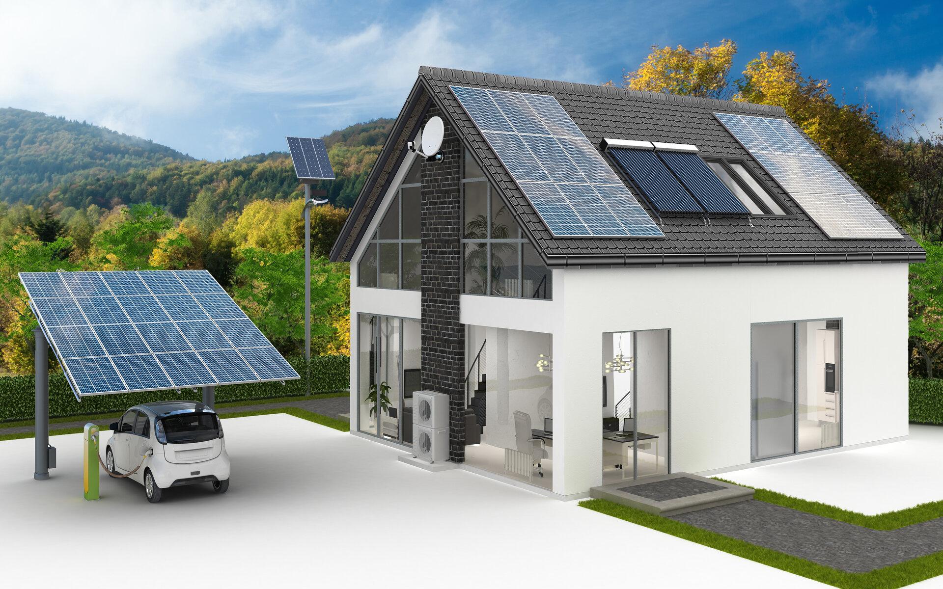 Fotovoltaica en Vivienda (1)